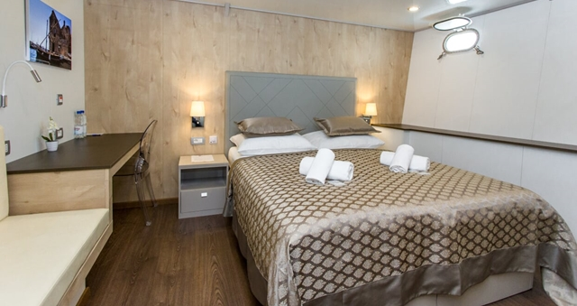 MV Adriatic Sun double cabin
