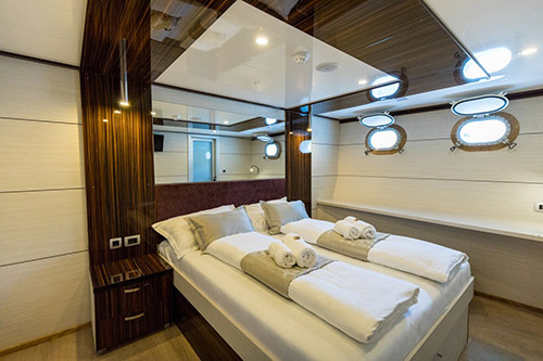 New Star cabin