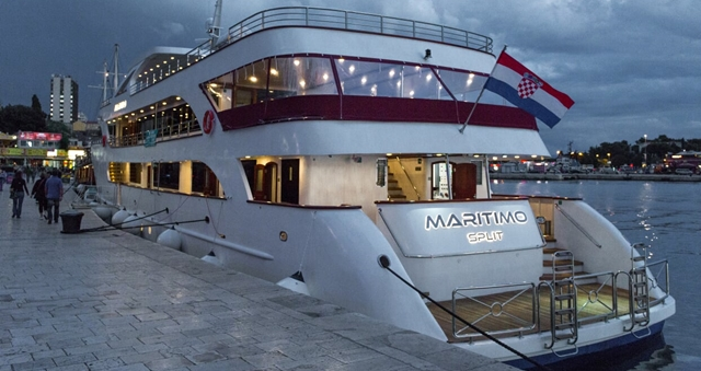 MV Maritimo overview