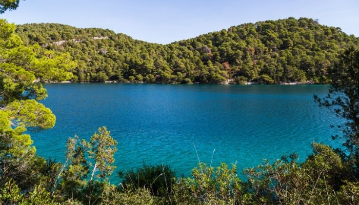 Cruise Croatia, Mljet National Park, Croatia