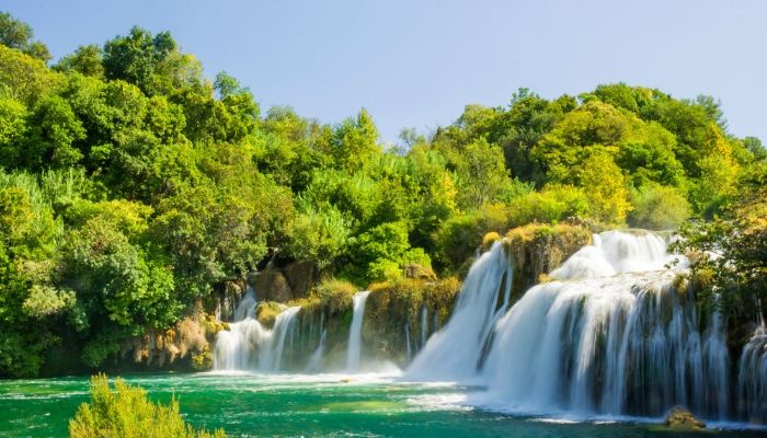 Krka National Park, Croatia, Cruise Croatia