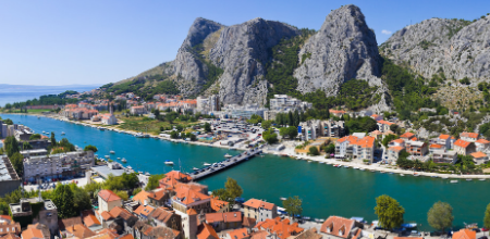Cruise Croatia: Omis