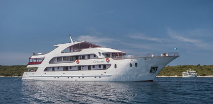 Dream Croatia Cruise Ship