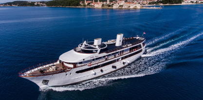 Cruise Croatia MS Stella Maris