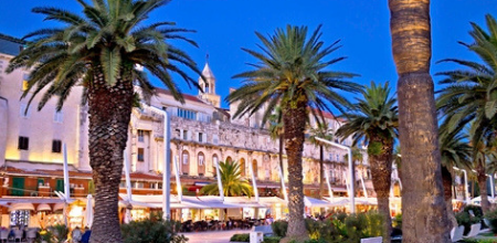 Cruise Croatia: Split