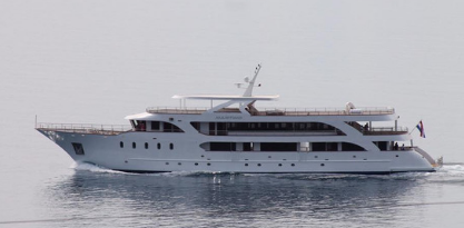 Cruise Croatia MV Maritimo