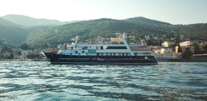 MS Lupus Mare Croatia Cruise Ship