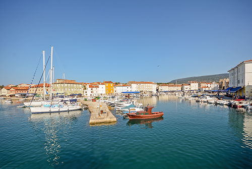 Cres harbour