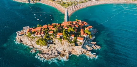 Croatia & Montenegro Cruise Tour
