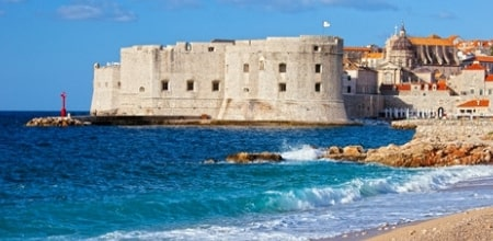 Cruises from Dubrovnik