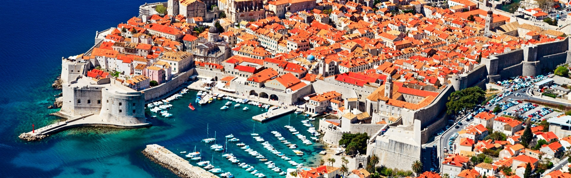 Split to Dubrovnik Cruise