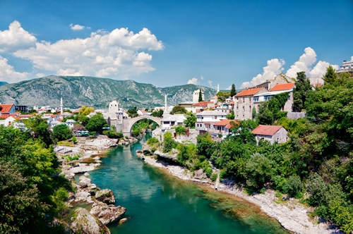 Day trip to Bosnia