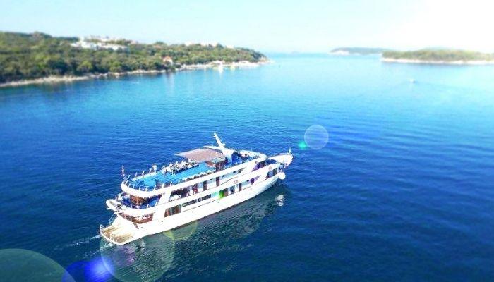 Cruise Croatia, Korcula
