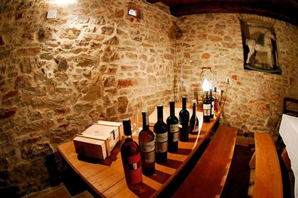 Winery, Hvar, Croatia