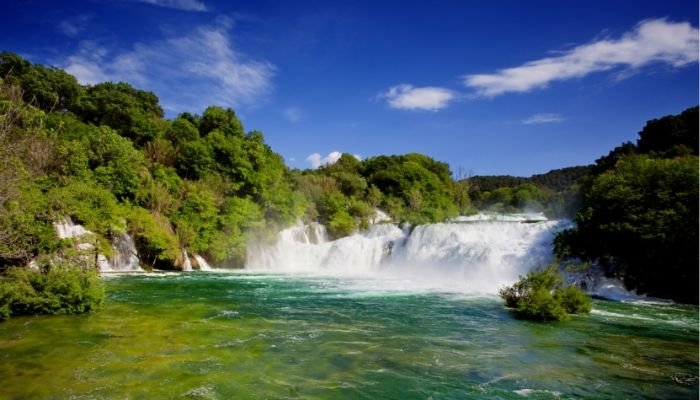 Krka National Park, cruise croatia