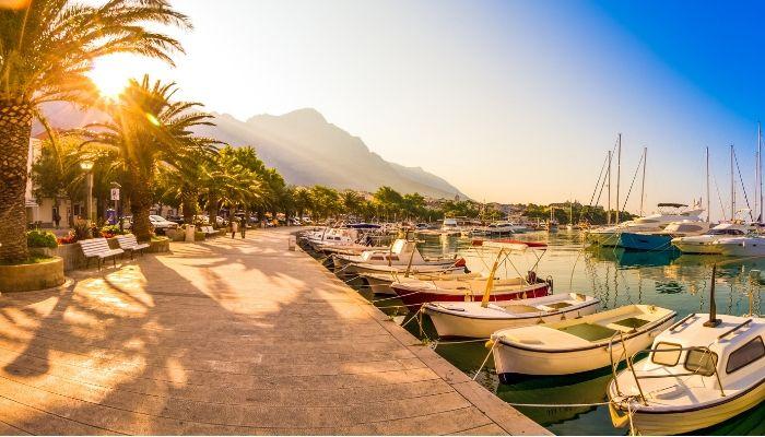 Cruise Croatia, Makarska Riviera