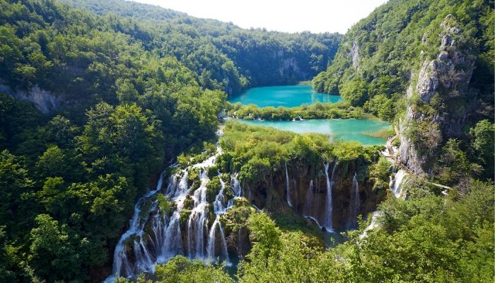 Plitvice Lakes National Park, Cruise Croatia