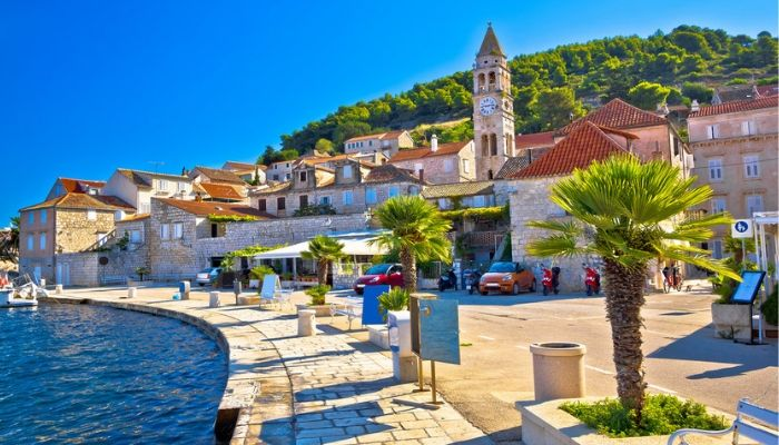 Cruise Croatia, Vis