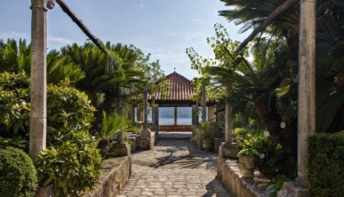 Cruise Croatia, Trsteno Arboretum, Dubrovnik, Croatia