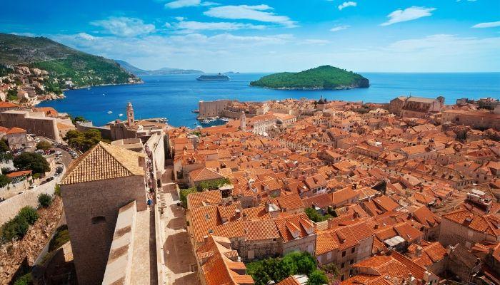 Dubrovnik, Cruise Croatia, Croatia