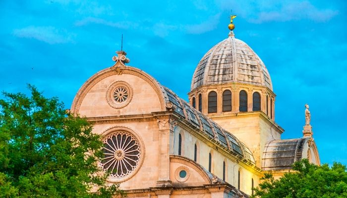 St James Cathedral, Sibenik, Croatia, Cruise Croatia