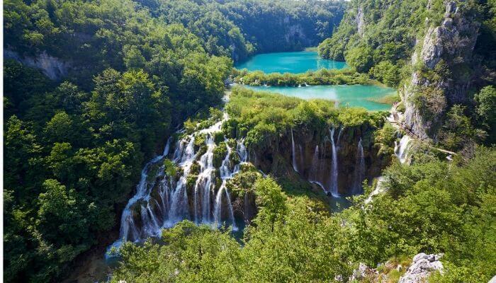 Cruise Croatia, Plitvice Lakes