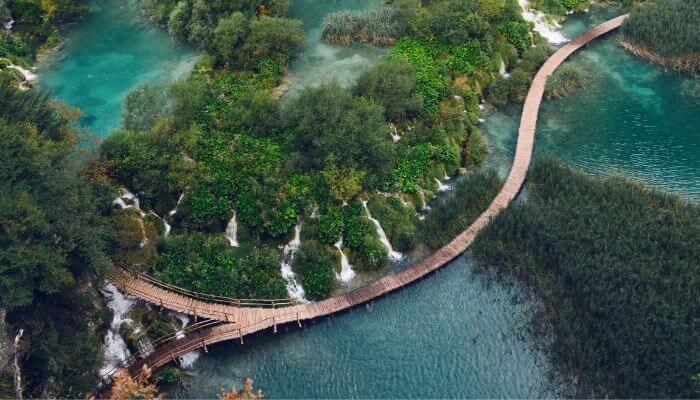 Plitvice Lakes, Cruise Croatia