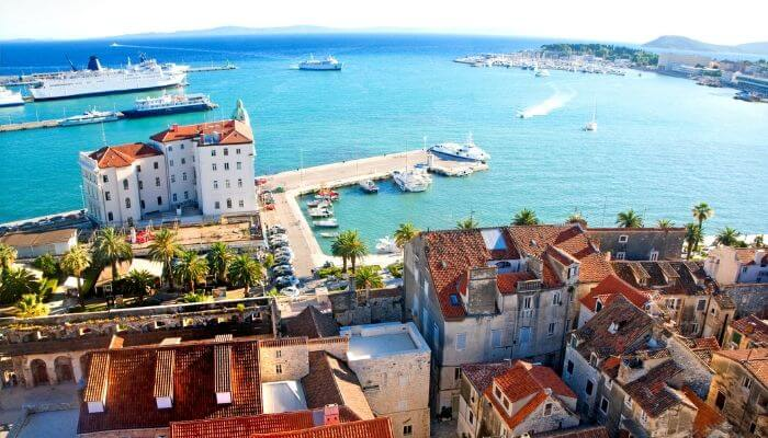 Split, Cruise Croatia