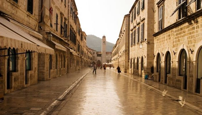 Stradun of Dubrovnik, Placa, Dubrovnik, Croatia, Unforgettable Croatia