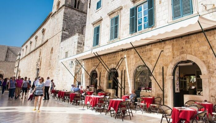 Unforgettable Croatia, Placa, Stradun, Dubrovnik, Croatia