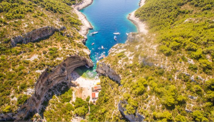 Unforgettable Croatia, Stiniva Beach, Vis Island, Croatia