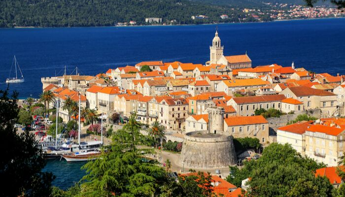 Korcula, Croatian islands, Unforgettable Croatia