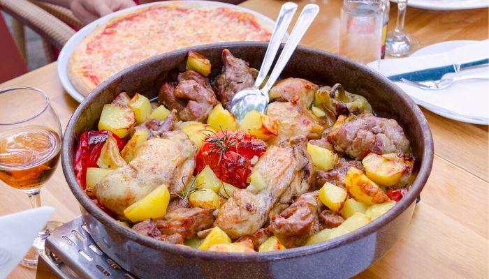 Peka, Traditional Croatian Cuisine