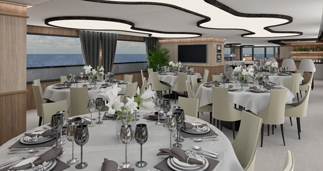 MV Memories Restaurant - Cruise Croatia