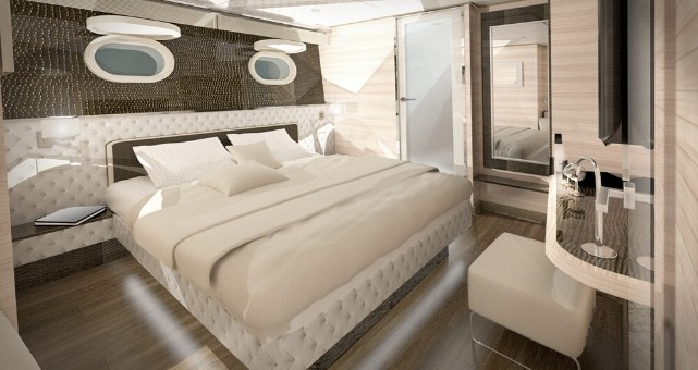 MS Invictus double cabin