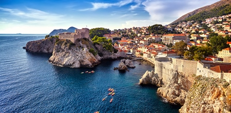 Dubrovnik to Split Cruises