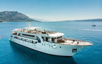 MS Diamond ship in Croatia