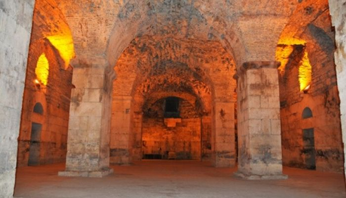 Diocletian's Palace Cellars