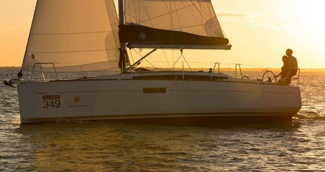 Sun Odyssey 349 Overview