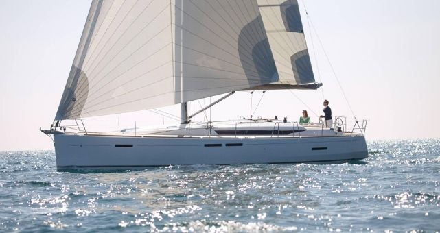 Sun Odyssey 449 Overview