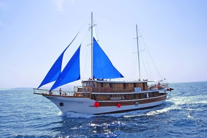 Croatia party cruises