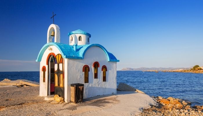 Church in Crete