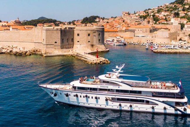 Unmissable Destinations on a Croatia Small Ship Cruise 1920600