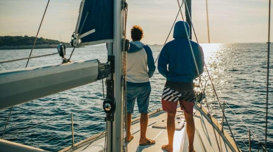 Croatia Sailing Yacht