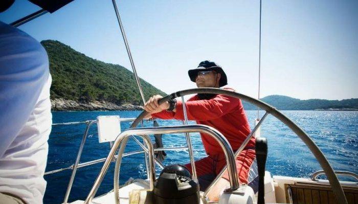 Croatia Sailing Yacht Skipper
