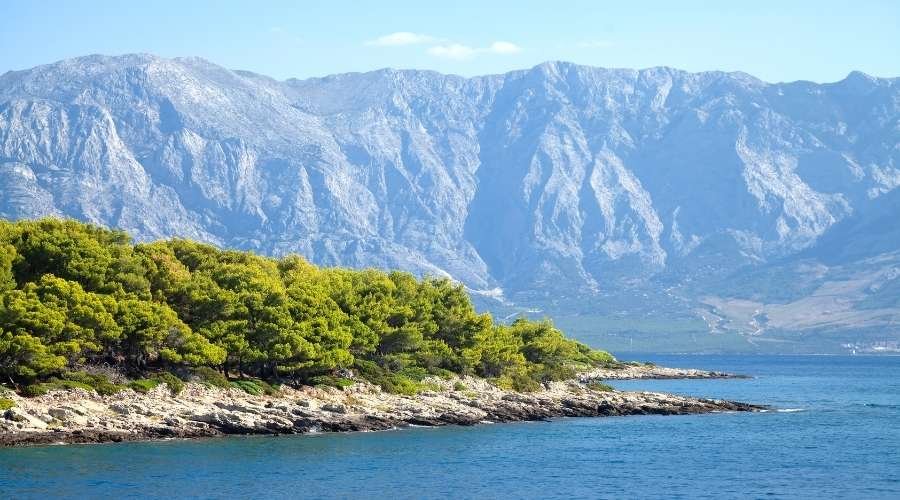 Lučice Bay