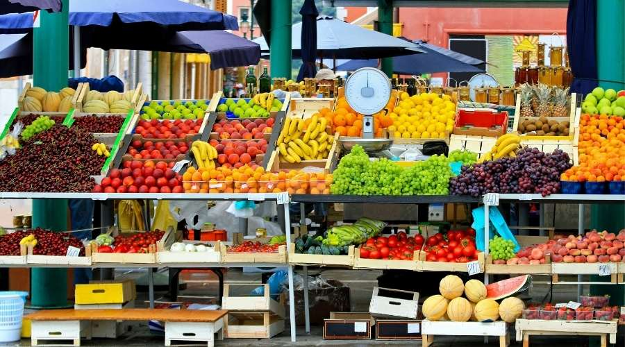 Food Market Croatia