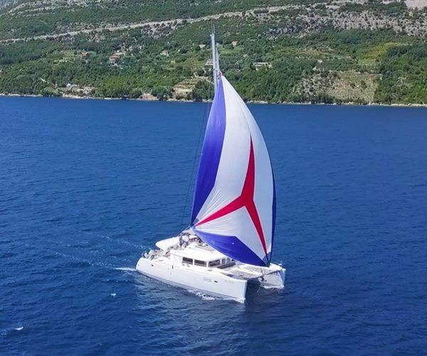 Lagoon 450F catamaran