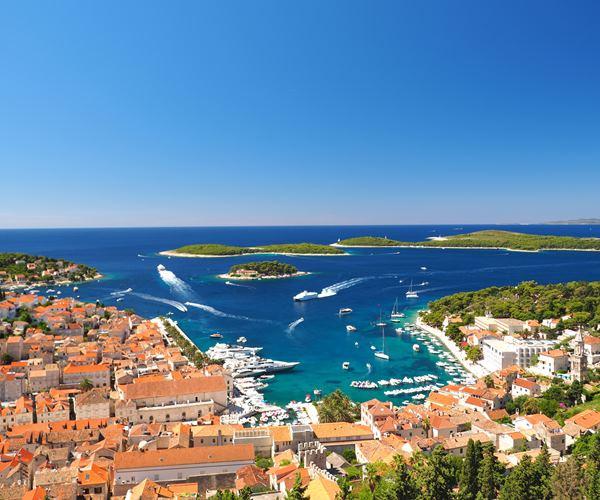 Sailing in Croatia in September
