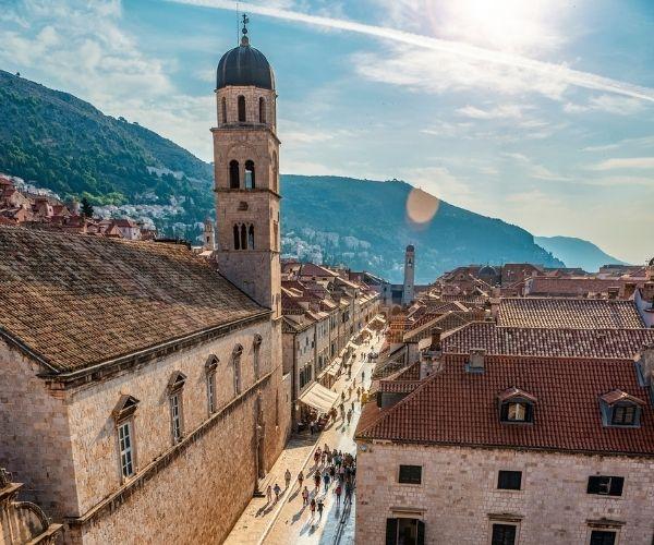 The Stradun, Dubrovnik